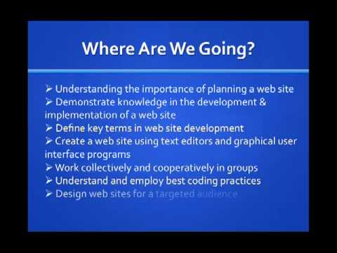 Fundamentals of Web Design | Vol.1 – Introduction