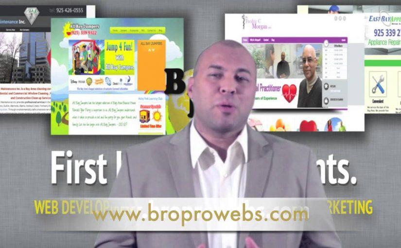 Understand A Websites Purpose – Web Design Services – www.BroProWebs.com