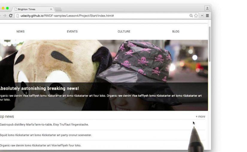 Pick a Breakpoint Quiz – Responsive Web Design Fundamentals