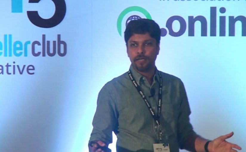 Ctrl+F5 Bangalore: The purpose of Design: Part 1 – Ninad Raval