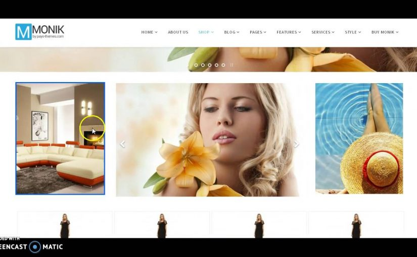 Joomla responsive template, joomla multi-purpose template