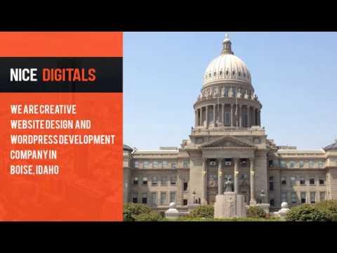 Website Design and WordPress Development Company in Boise, Idaho