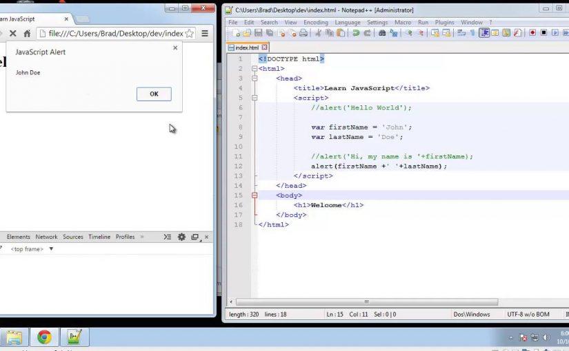website design JavaScript Fundamentals
