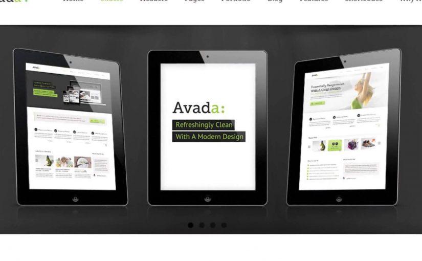 Avada – Responsive Multi Purpose Theme
