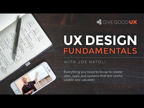 UX Design Fundamentals: Everything You Need to Know (and More)
