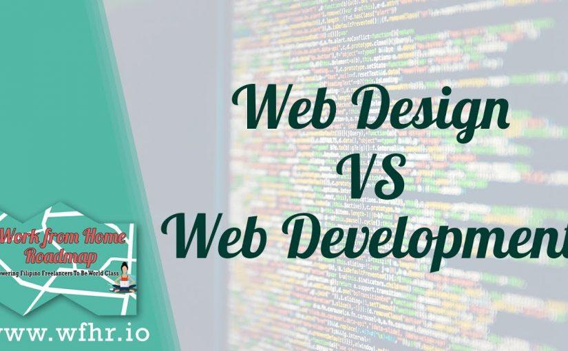WEB DESIGN VS WEB DEVELOPMENT | JASLEARNIT 008
