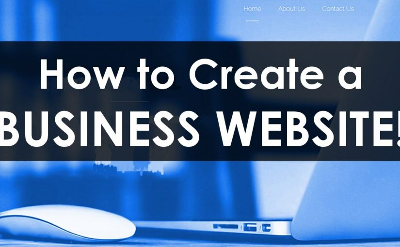 How to Create a Business Website with WordPress EASY! (2016)