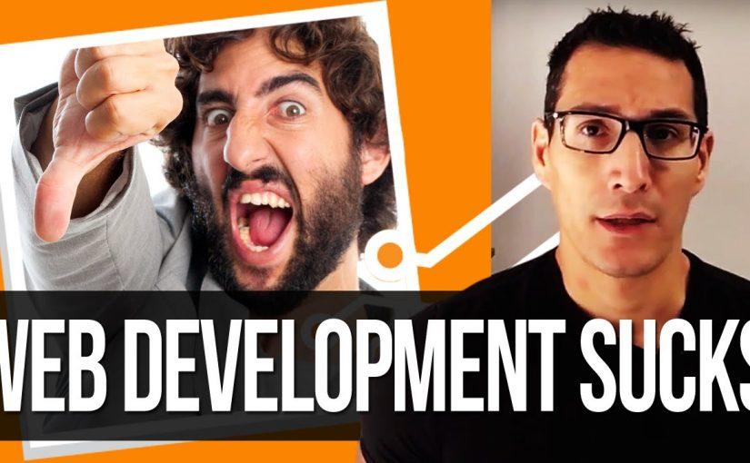 I HATE Web Development! Can I Still Be A Successful Programmer?