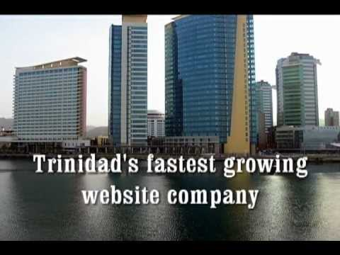 Trinidad Website Design by Forward Multimedia