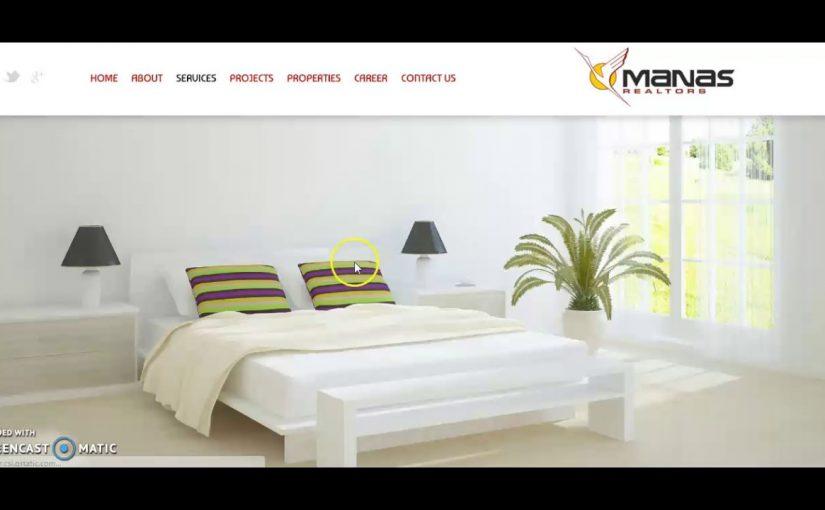 TroikaTech Real Estate Website Design