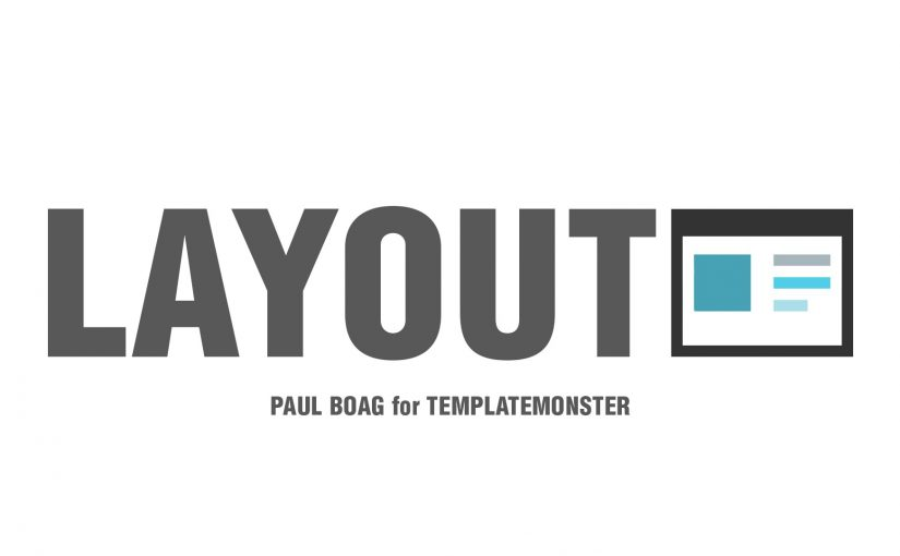 Website Layout. Paul Boag