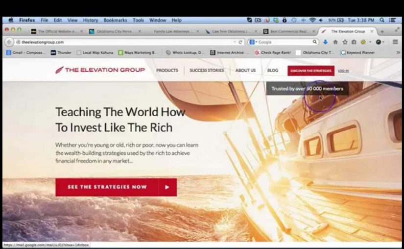 Oklahoma City Web Design Specialist | SEO Tag Cloud | 405-562-6858