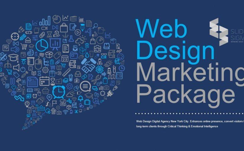 Web design & Marketing Package | Slide Sigma