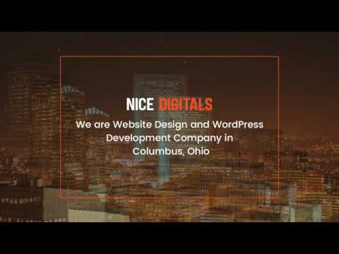 Website Design and WordPress Development Company in Columbus, Ohio