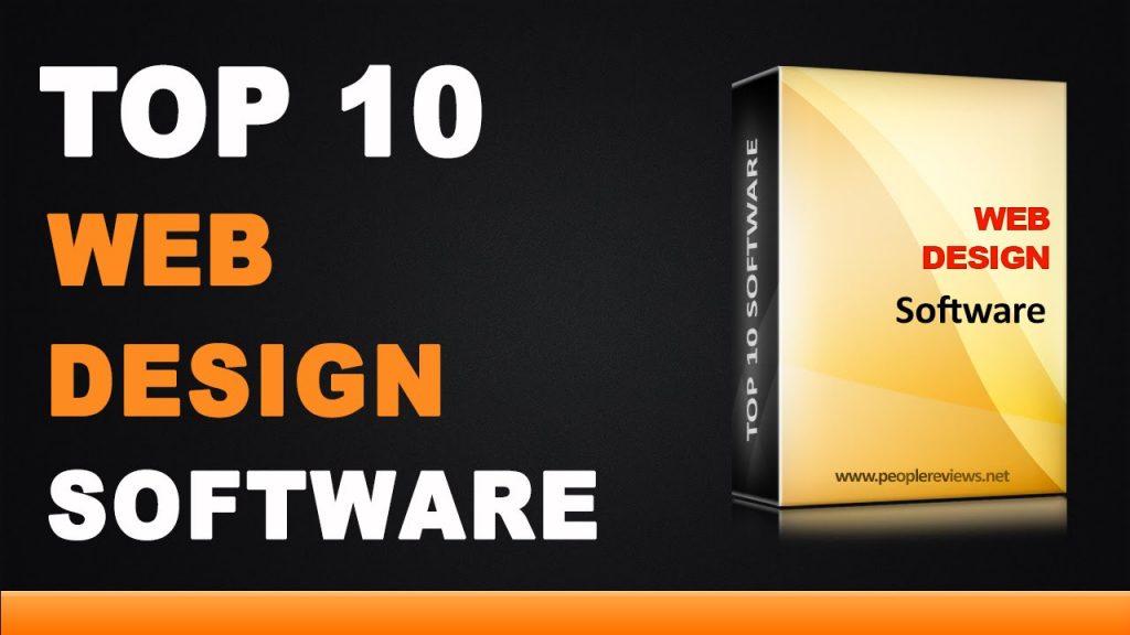 Best Web Design Software – Top 10 List