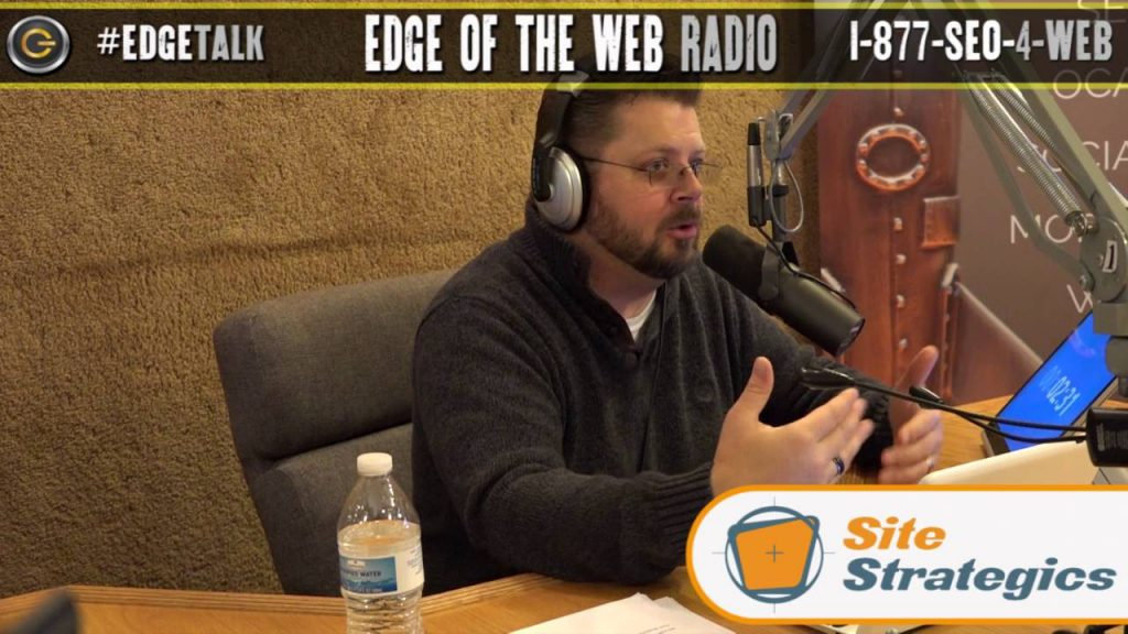 Making Website Design Decisions With A Purpose   Edge of the Web Radio