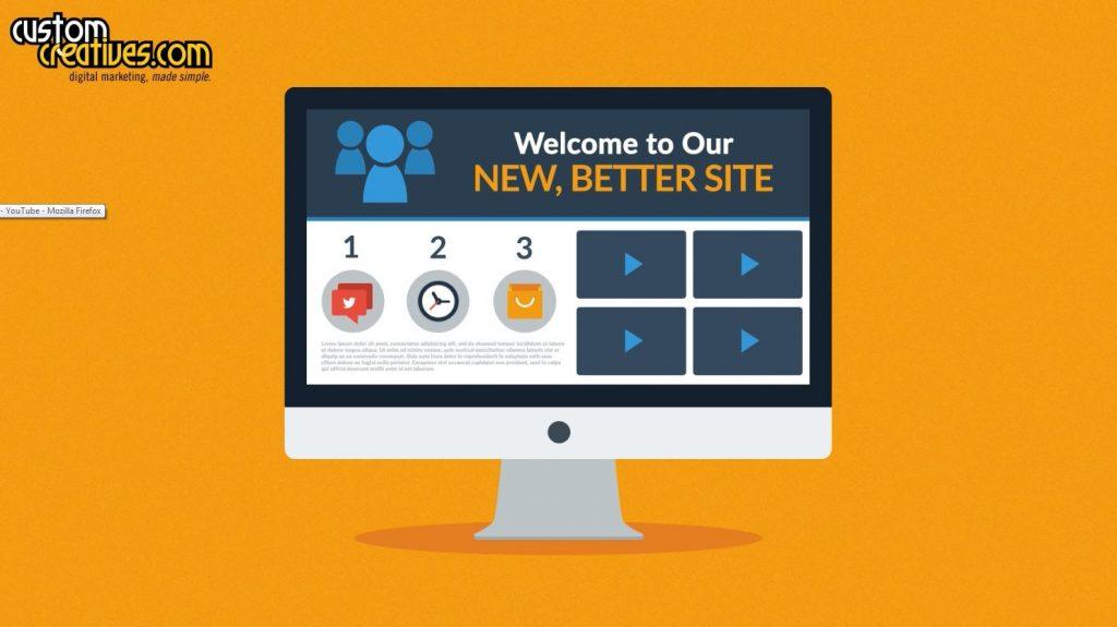 The Purpose of a Website – Business Web Design – Custom Creatives