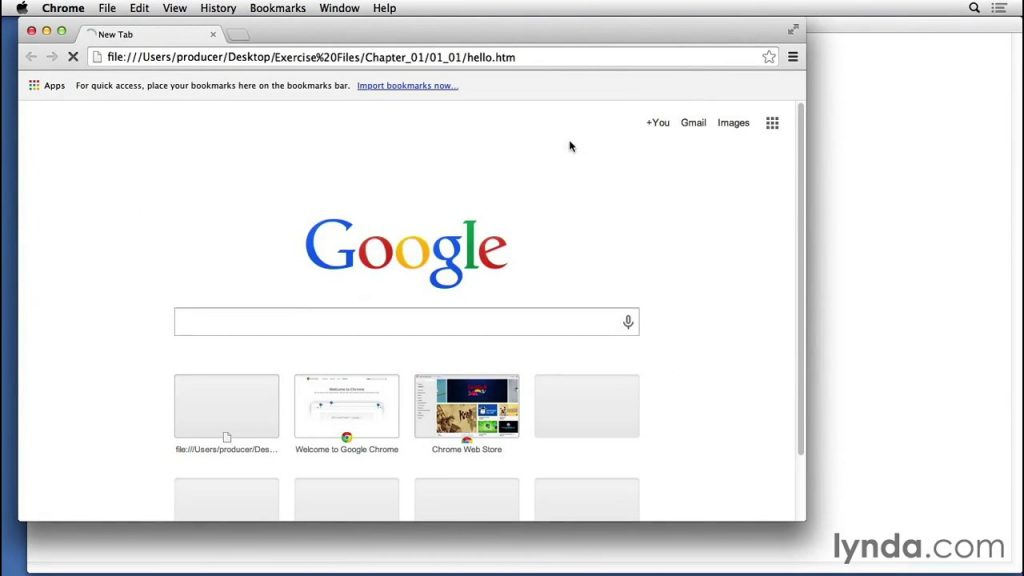 Web Design Fundamental- Learning  HTML CORE