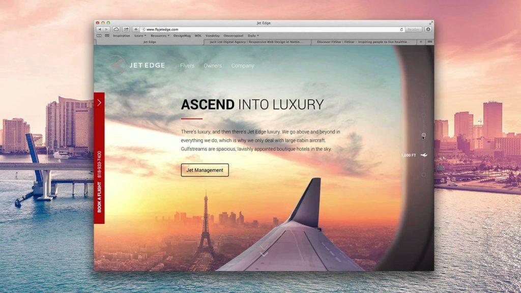 Web Design Trends – Hero Images