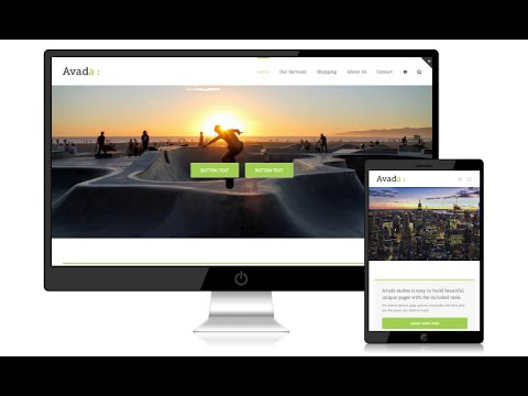 How to Make a WordPress Website with the Avada Theme