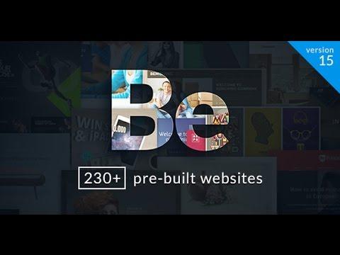 Be Theme – Responsive Multi Purpose WordPress Theme+Download