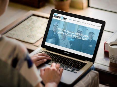 Case Study: MET Network Branding & Website by iFactory