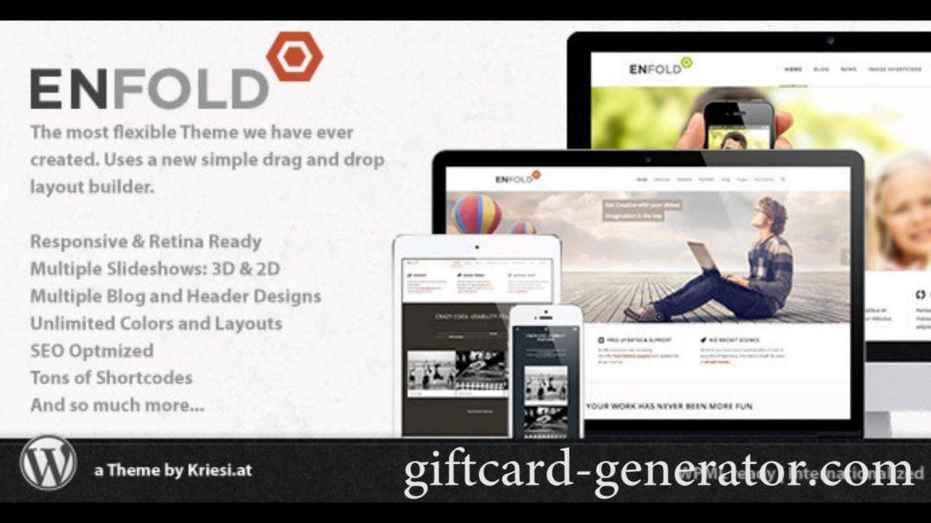 Enfold — Responsive Multi-Purpose Theme Free Download