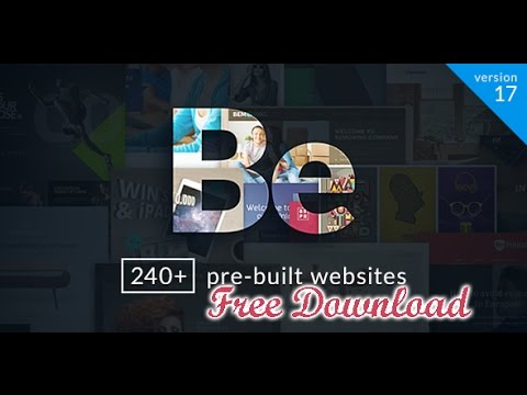 Free Download BeTheme – Responsive Multi-Purpose 240+