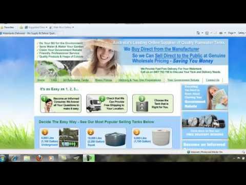 An Example of Good Website Design