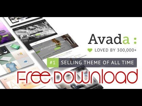 Free Download Avada Responsive Multi Purpose Theme Themeforest Pro WordPress Theme   TMT Creatives
