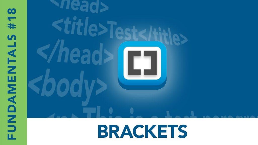 Fundamentals #18: Brackets