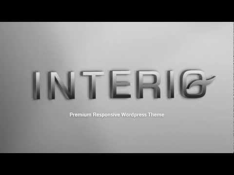 Interio   Responsive Multi-purpose WordPress Theme