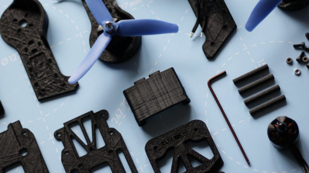 DIY Drone Part II: Design Fundamentals and Parts List