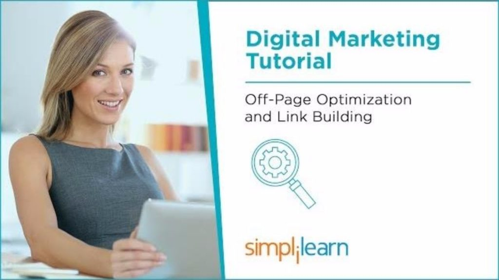 SEO Off-Page Optimization Tutorial   Link Building Tutorial   Simplilearn