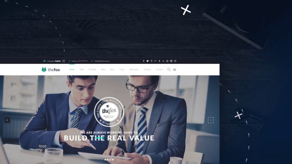 Website Presentation – After Effects Template – Product Promo – Videohive – IAET 52