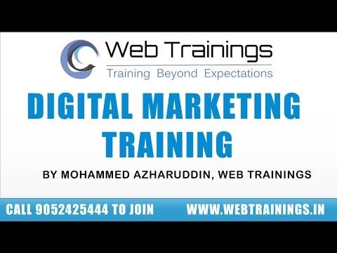 Digital Marketing – Online Digital Marketing Course – Digital Marketing Tutorial for beginners