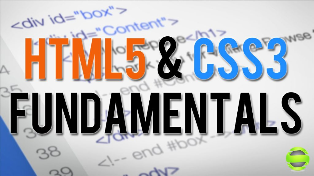 HTML5 and CSS3 Fundamentals – HTML5 Form Elements