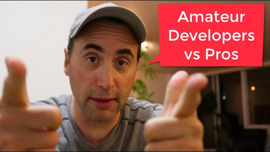 Mastering the fundamentals of programming differentiate pros from amateurs