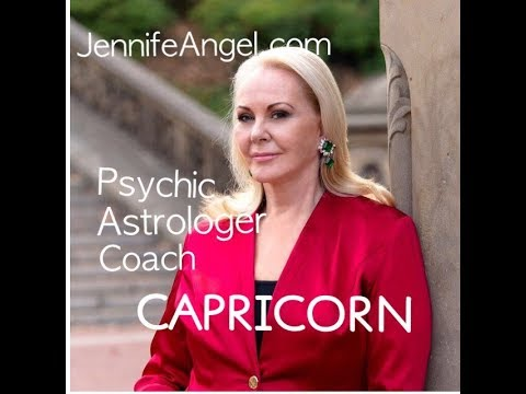 #CAPRICORN WK SEPT  18 2017   PURPOSE   Jennifer Angel