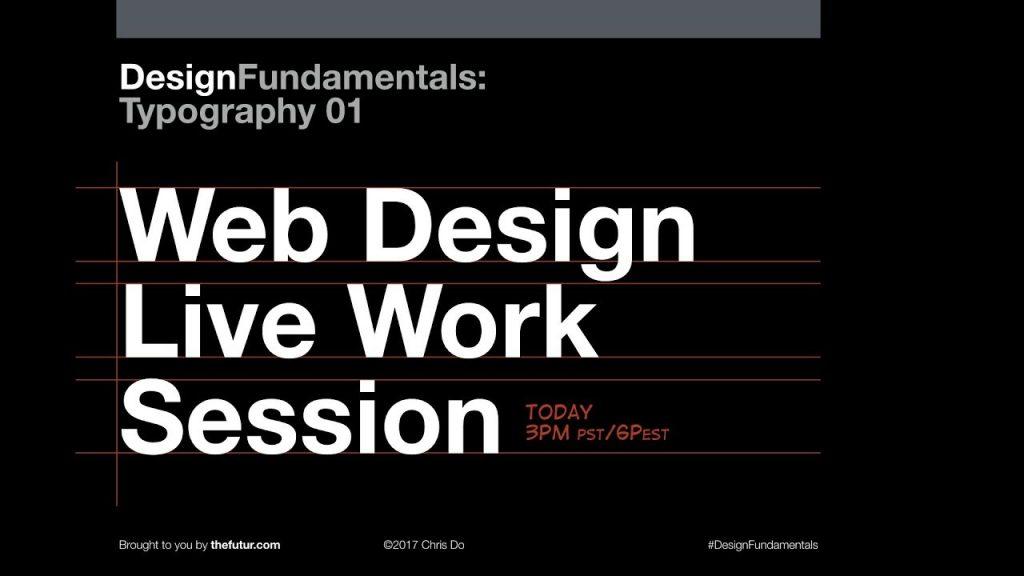 Design Fundamentals: Web Design