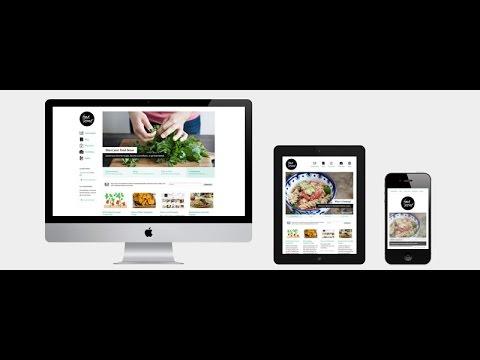 responsive  web sitesi yapımı