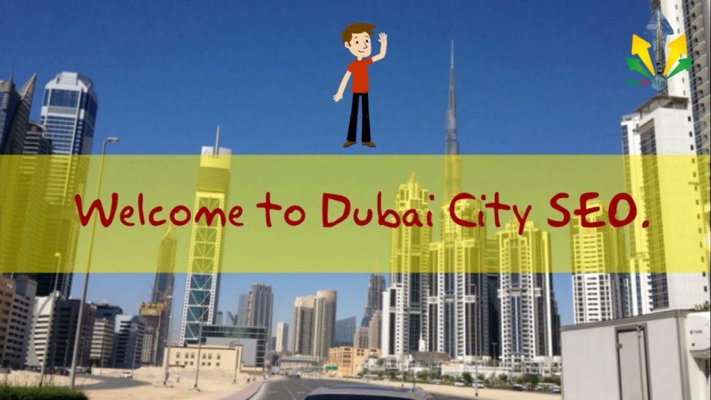 Web Design Company | Dubai City SEO