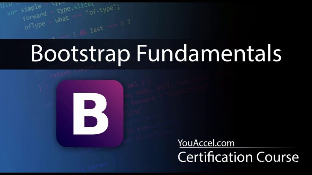 Bootstrap Fundamentals Certification Course