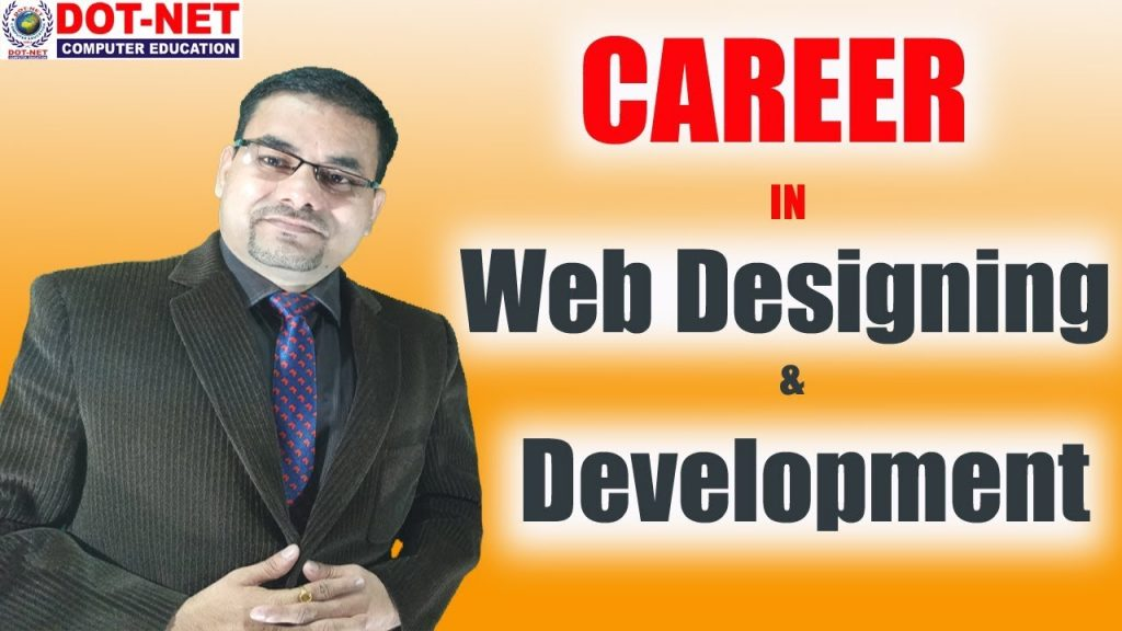 Career in Web Designing and Development in hindi | After 12th | Career in Web Development