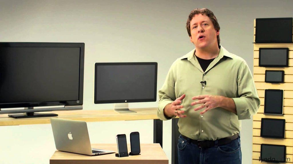 Web design tutorial: The mobile viewport   lynda.com
