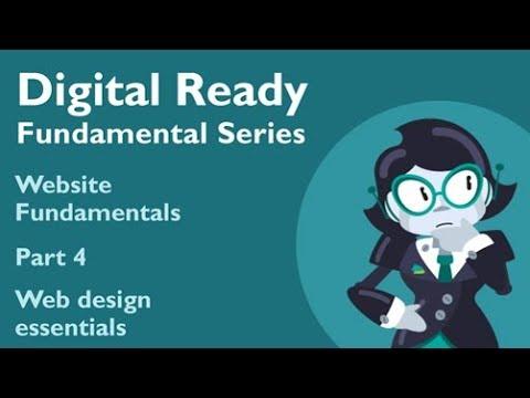 Web Fundamentals – (Web design essentials) Part 4