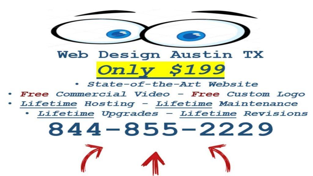 Web Design Austin TX | Website Design Austin TX