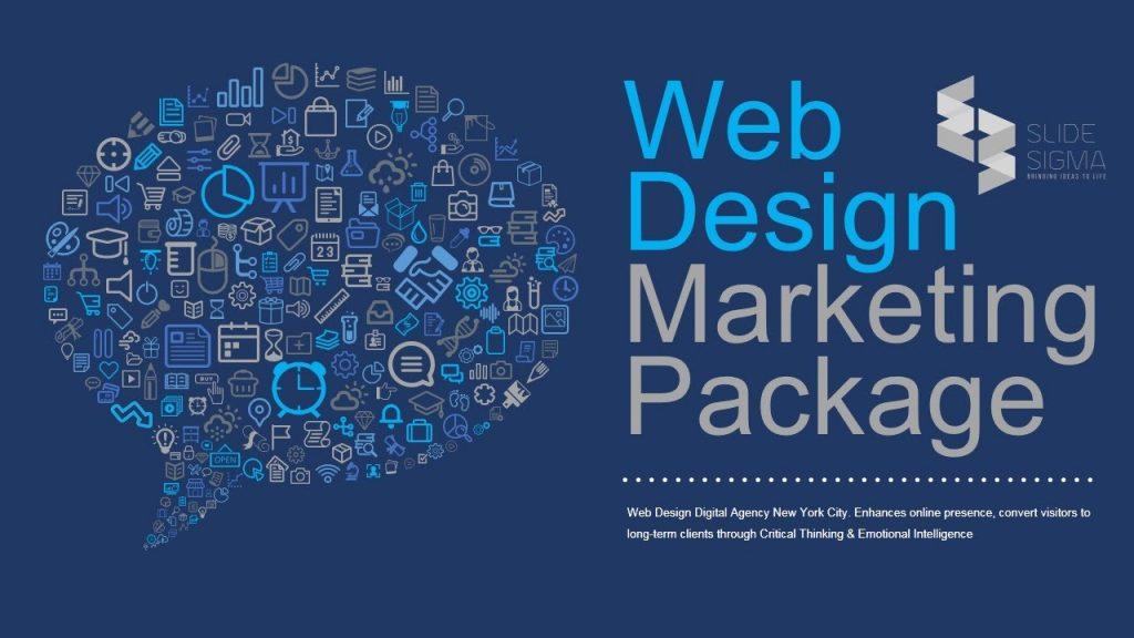 Web design & Marketing Package   Slide Sigma