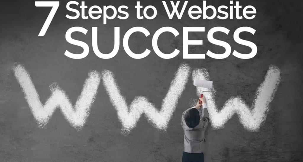 7 Steps to Web Design Success in Ottawa, Toronto, Montreal, Calgary & Canada