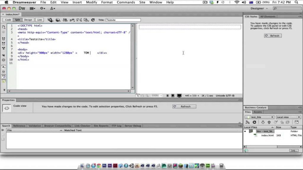 Lesson 2 HTML Fundamentals